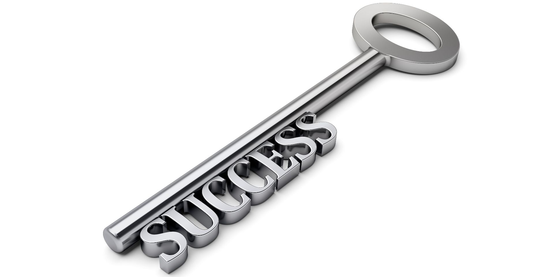 The Key<br/>to success