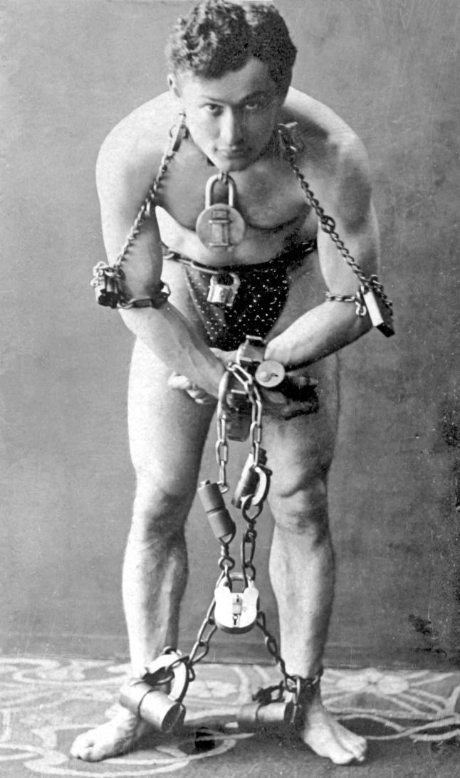 Harry Houdini Locksmith
